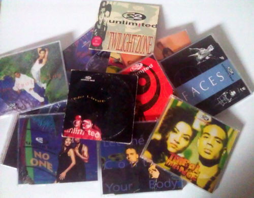 2 Unlimited singles
